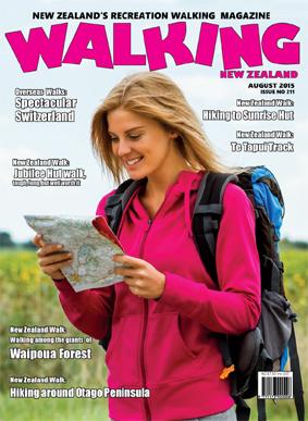 Walking New Zealand  Latest Issue