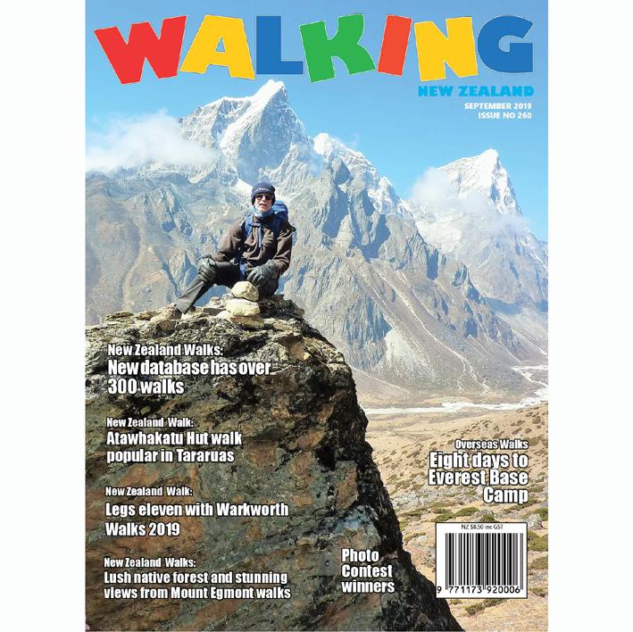 Latest Magazine | Walking New Zealand